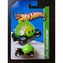 Minion Angry Birds - Hotwheels Coleccionable
