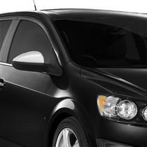 Cubre Espejos Cromados Chevrolet Sonic 2012 Importados Au1