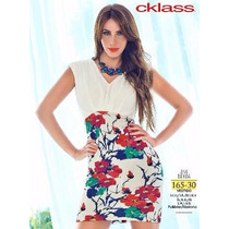Cklass Vestidos 165-30 Primavera-verano 2015