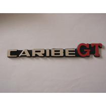 Vw Caribe Gt Emblema Trasero Autos Nuevo 1976-1987 Mk1