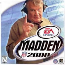 Ea Sports Madden Nfl 2000 Ps1 Ps2 Y Ps3(solo Retrocompatibl