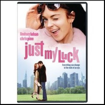 Lindsay Lohan Just My Luck Pelicula Dia De Suerte Juvenil