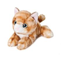 Gato Juguete - Orange Tabby 5 Aurora Favorito Niños Childs