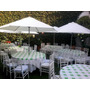 Renta De Sillas,mesas,lonas,carpas,tarimas,salas Lounge