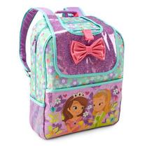 Mochila Lonchera Princesita Sofia 100% Original Disney Store