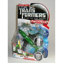 Transformers Dotm Air Raid Mechtech Deluxe Class Mn4