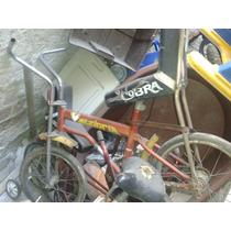 Bicicleta Para Niño Antigua Cobra Marca Leyca 70s Vintage