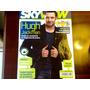 Revista Sky View Hugh Jackman Taylor Lautner Guns & Roses