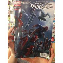 The Amazing Spiderman Vol 2 # 8 Televisa Variante Dellotto
