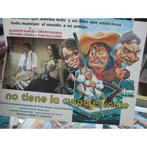 Mauricio Garces En;no Tiene La Culpa El Indio,loby Card
