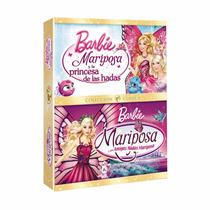 Barbie Mariposa Y La Princesa/barbie Y Sus Amigas Hadas Dvd