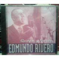 Cd Edmundo Rivero Guapo Y Varón Tango Argentino