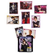 Justin Bieber Paquete De 8 Calcamonias Licencia Original