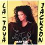 La Toya Jackson Bad Girl Cd Edicion Original Importado 1991