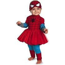 Disfraces Disfraz Marvel Spider-chica Kutie Infantil