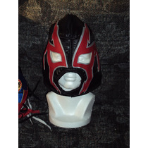 Mascara De Luchador Shocker 1000% Guapo P/niño. Shoker