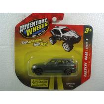 Adventure Wheels Camioneta Gris 2009 Bmw X3 1:64