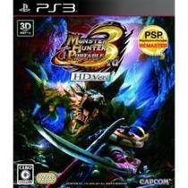 Monster Hunter Portable 3rd Hd Ver. Ps3 Rpg/japones Fdp