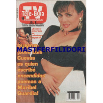 Maribel Guardia Paulina Rubio Teleguia 1994 Timbiriche