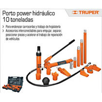 Oferta Porto Power Hidraulico 10 T Truper Taller Portopower