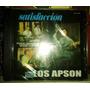 Cd Los Apson Satisfacción De Discos Peerless