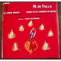 Clásica, Manuel De Falla, Lp 12