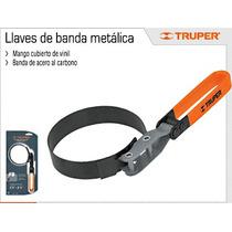 Oferta Llave Para Filtro De Banda Metalica 3 1/4 Mca Truper