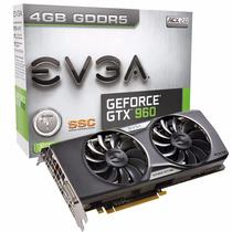 Tarjeta De Video Nvidia Evga Gtx960 4gb Ssc Mejor Que Gtx770