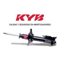 Amortiguadores Honda Fit (06-08) Japoneses Kyb Delanteros
