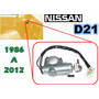 86-12 Nissan D21 Estaquitas Switch De Encendido Con Llaves