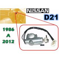 86-12 Nissan D21 Estaquitas Switch De Encendido Con Llaves