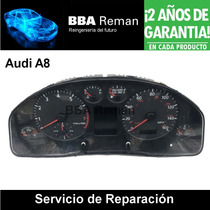 Audi A8 Tablero De Instrumentos Reparacion