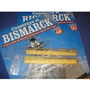 Barco De Madera Para Armar Fasciculo 51 Del Bismarck