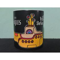 Beatles Yellow Submarine Taza Grabada