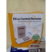 Control Remoto Ventilador Techo Y Lámpara Mérida