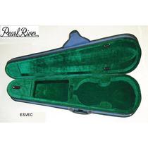 Estuche Rigido Pearl River Para Violin