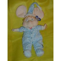 Topo Gigio En Pijama De 44cms Canta Los Abuelitos
