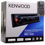 Estereo Kenwood Kdc 162u Usb Aux Mp3 Cd