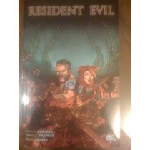 Resident Evil Comic (spin Off De Wildstorm) En Ingles