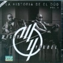 La Historia Del Dúo Vol. 1 (cd + Dvd) Wisin & Yandel
