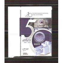 2011 Centro Mèdico Nacional 20 De Noviembre Sello C/etiqueta