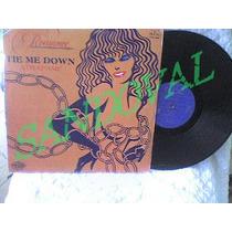 Disco Single De Acetato 33 Rpm Romance, Tie Me Down