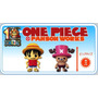 Figura Pvc Monkey D Luffy O Chopper Anime One Piece Fn4