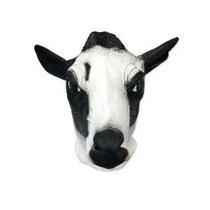 Máscara De Vaca - Máscaras Divertidas De Animales - Off The