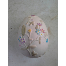 Caja De Porcelana En Forma De Huevo,philippines,(842)