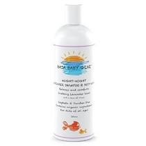 Baja Bebé Noche-noche Lavender Shampoo Y Body Wash - 16 Fl O