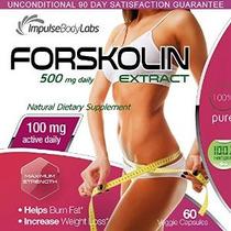 250mg Forskolin 20% Estandarizado. Control Del Apetito Natur