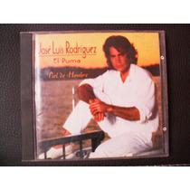 Jose Luis Rodriguez Piel De Hombre Cd Album Primera Edicion