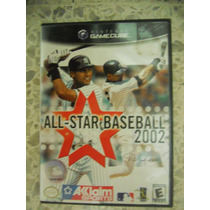 All-star Baseball Gamecube Nintendo