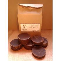 Chocolate Amargo,artesanal,sin Azucar,en Polvo O Tabletas1kg